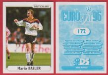 Germany Mario Basler Bayern Munich